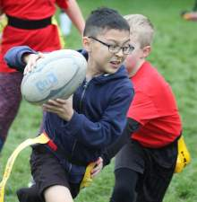Image: Oke Tag Rugby Yr5-6 April 2019