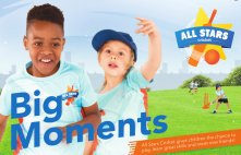 Image: ECB All Stars Cricket Big Moments