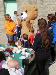 Image: OCRA Teddy Bears' Picnic Easter 2019