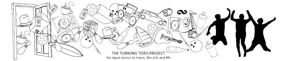Image: Turning Tides Project Logo