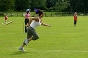 Mixed Rounders Competition