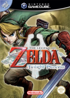 Game  The Legend of Zelda  Twilight Princess  GameCube  2006     The Legend of Zelda  Twilight Princess