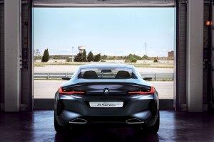 Wielki powrót serii 8! BMW zaprezentowało koncept swojego