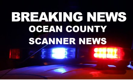Toms River:  Possible Kayak in distress.