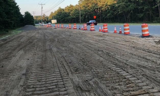 Manchester: Beckerville Road: Under Construction!