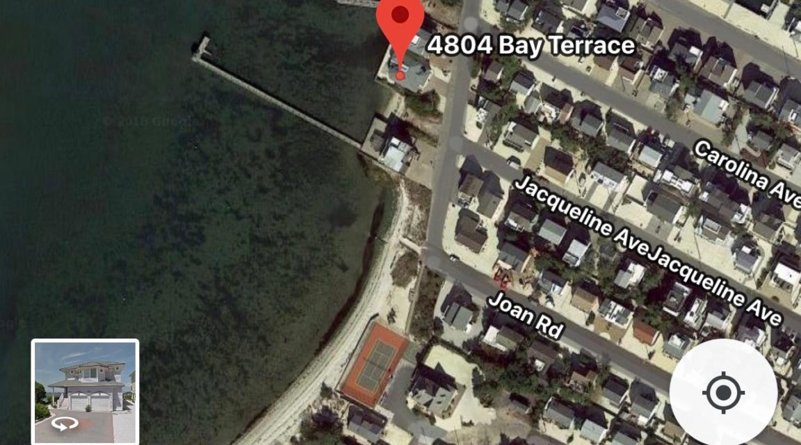 LBI: 4800 Block of Bay Terrace- Lightening Strike.