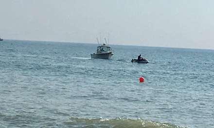 Brick: Drill Tests Saving Lives After Crash At Sea
