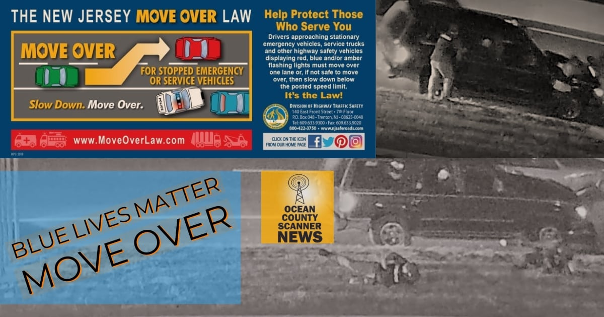 """NEW JERSEY: Police Angered By Radio Host Criticizing """"Move Over Law"""""""