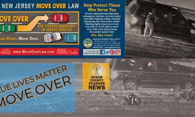 BLUE LIVES MATTER: MOVE OVER NJ!