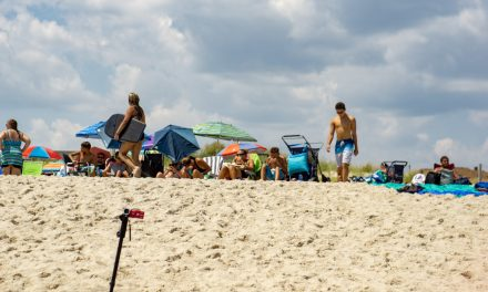 SHIP BOTTOM: Beach Patrol Vehicle Strikes Juvenile Beachgoers