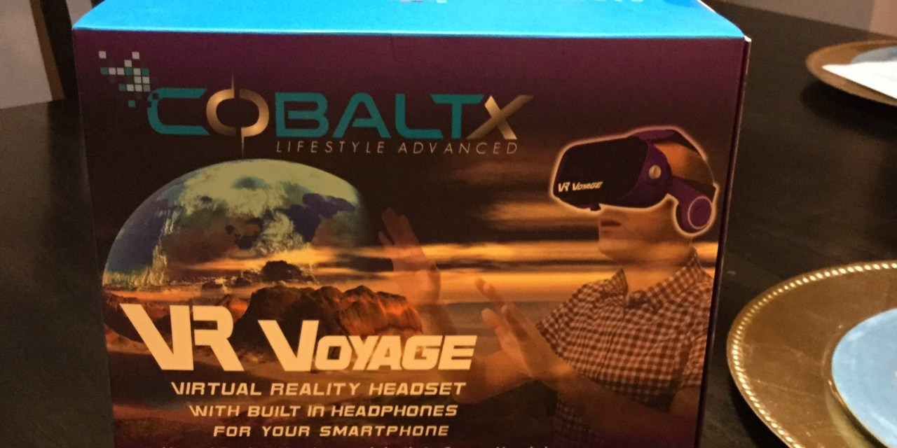 Giveaway Tonight: Virtual Reality Headset!