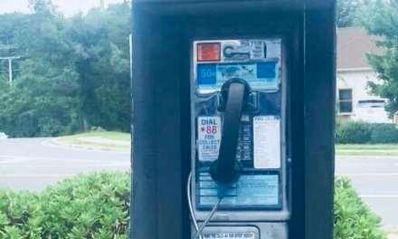 Lakewood: Still Working Payphone!