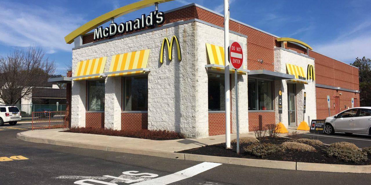 Lacey: McDonalds- Found CDS