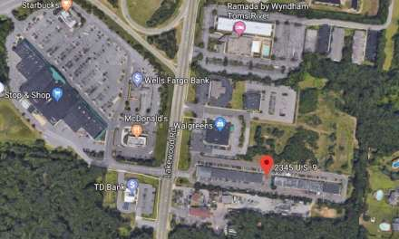 Toms River: Early Morning Fire @ Business Park- 2 Alarm.