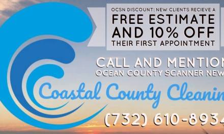 Tonight's Sponsor: Coastal County Cleaning