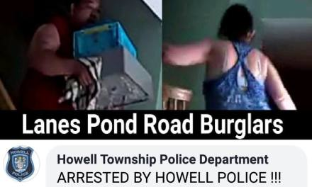 Howell: Suspects Arrested