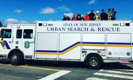 New Jersey: Office of Emergency Management (OEM) – Search and Rescue Team Deployed to Carolinas