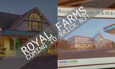 BRICK: Royal Farms to replace Jersey Paddler