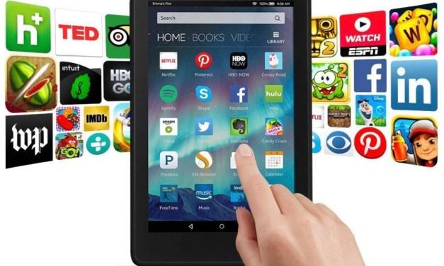 WINNER ANNOUNCED: Amazon Fire HD 6 Tablet!