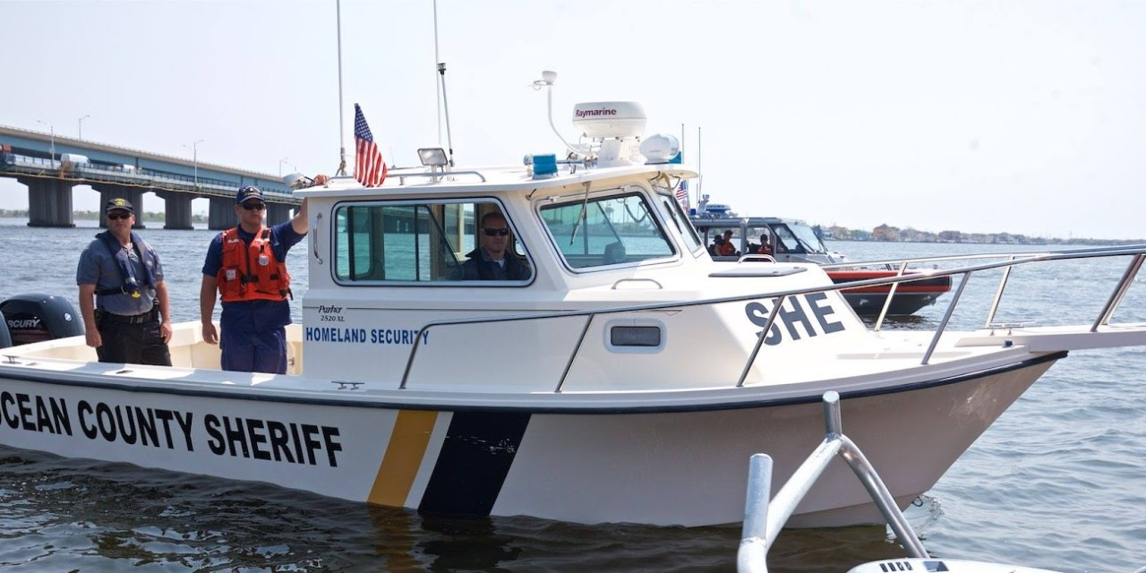 Heavy Marine Police Presence