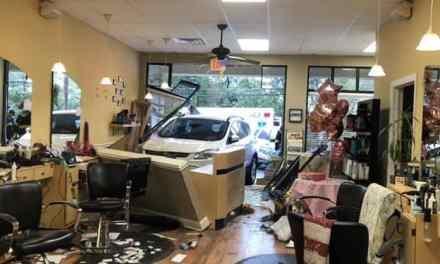 WARETOWN: Drive Thru Hair Salon Creation Causes Minor Injuries