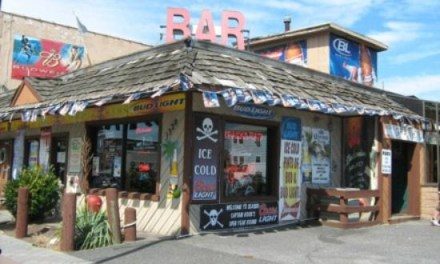 Seaside Heights: Patron refusing to leave