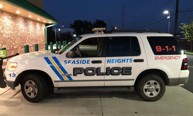 Seaside Heights: Attempted Vehicle Break In
