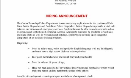 Ocean PD: Dispatchers Wanted!