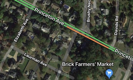BRICK: 200 Block of Princeton- Structure Fire.