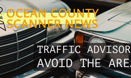 Toms River: Traffic Advisory