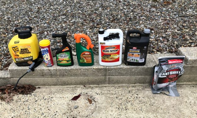 Tonight's Giveaway: FREE Chemicals!