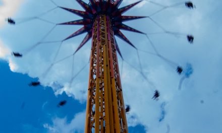 JACKSON: Six Flags Ride Stops In Midair, No Physical Injuries