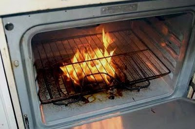 Bayville: Oven Fire