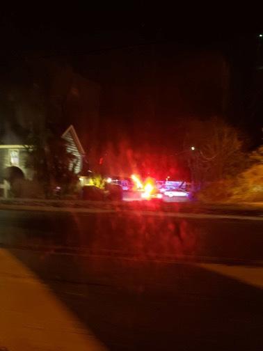 Bayville: Working Ambulance Fire