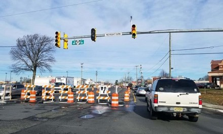 TR: Businesses New And Old Suffer From Construction On Routes 37 And 166