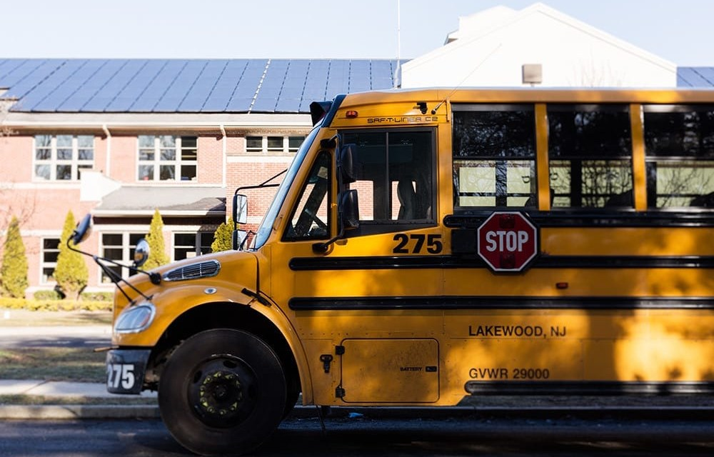 LAKEWOOD: Driver Almost Hits Child Leaving School Bus