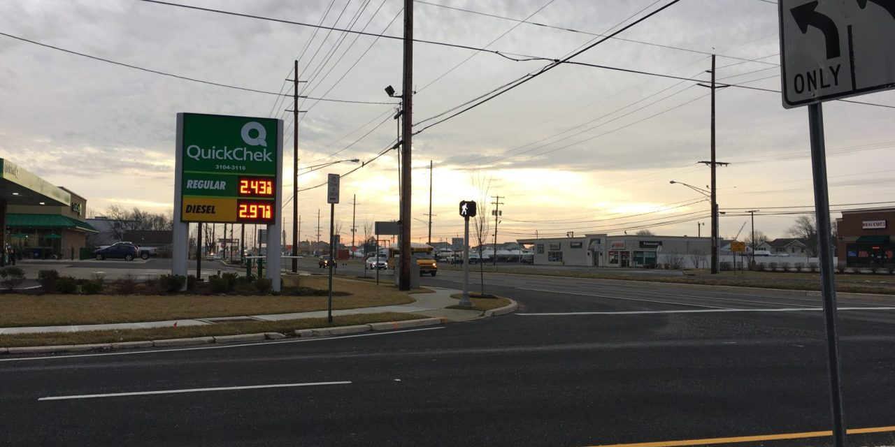 BRICK: Why Some Gas Stations Close, While Others Being Built
