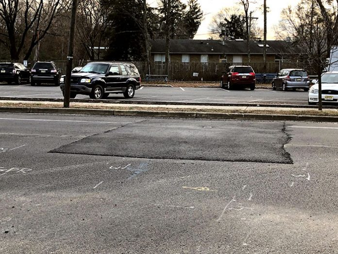 """BRICK: Newly Repaved Road Patched, Causing """"Speed Bump"""""""