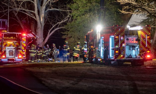WALL – ALLENWOOD: Fatal Residential Fire With Entrapment