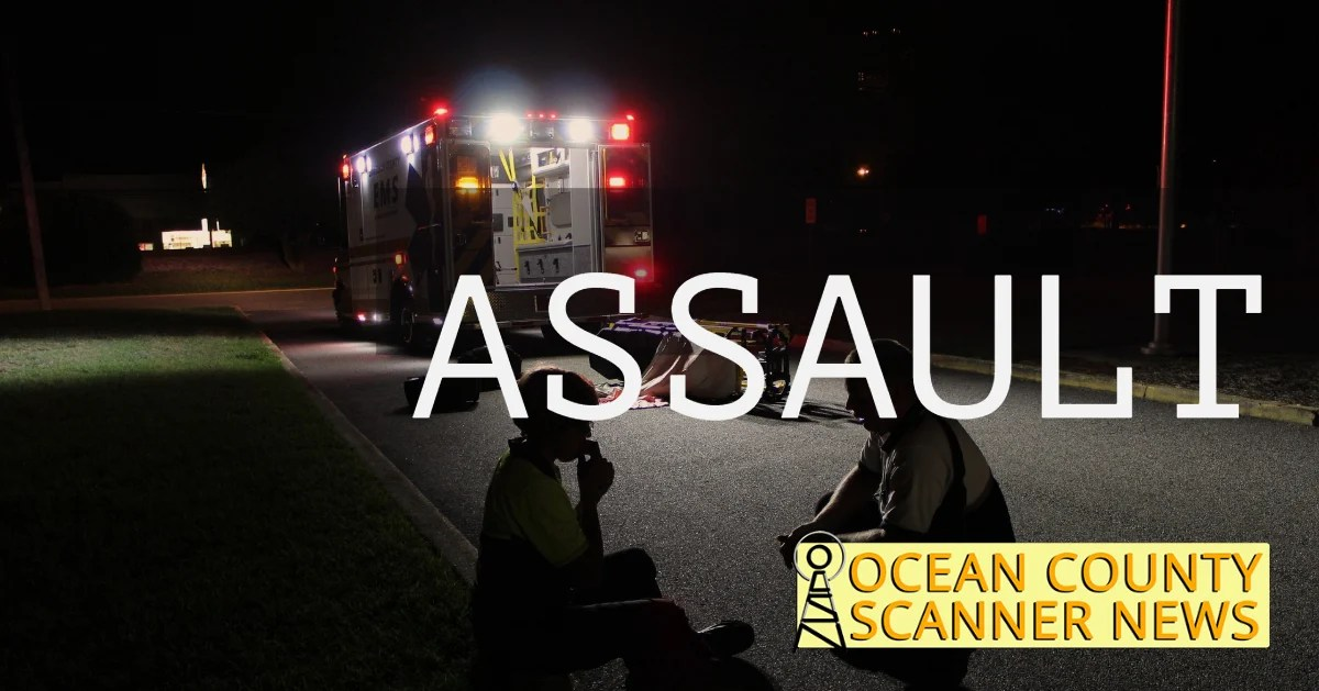 Toms River: Assault Victim