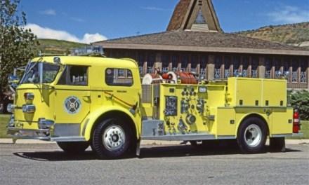 LAKEWOOD: Possible Dump Truck Fire