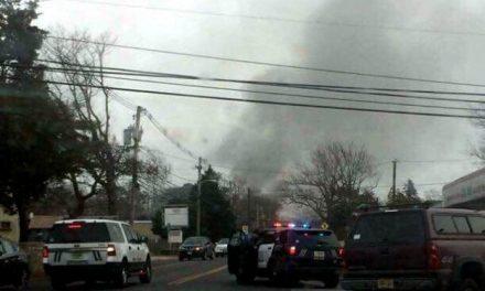BRICK: Authorities Investigating Cause of Three-Alarm Fire