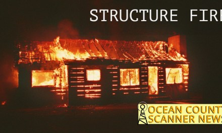 Point Pleasant Beach: Structure Fire