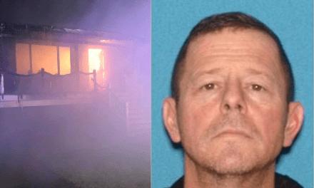 TOMS RIVER: Aggravated Arson Arrest