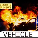 LACEY: Vehicle Fire and Power Lines Down