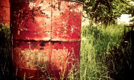 JACKSON: Unknown Substance in 55Gallon Drums