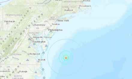 NJ Misses Earthquake Impact This Time