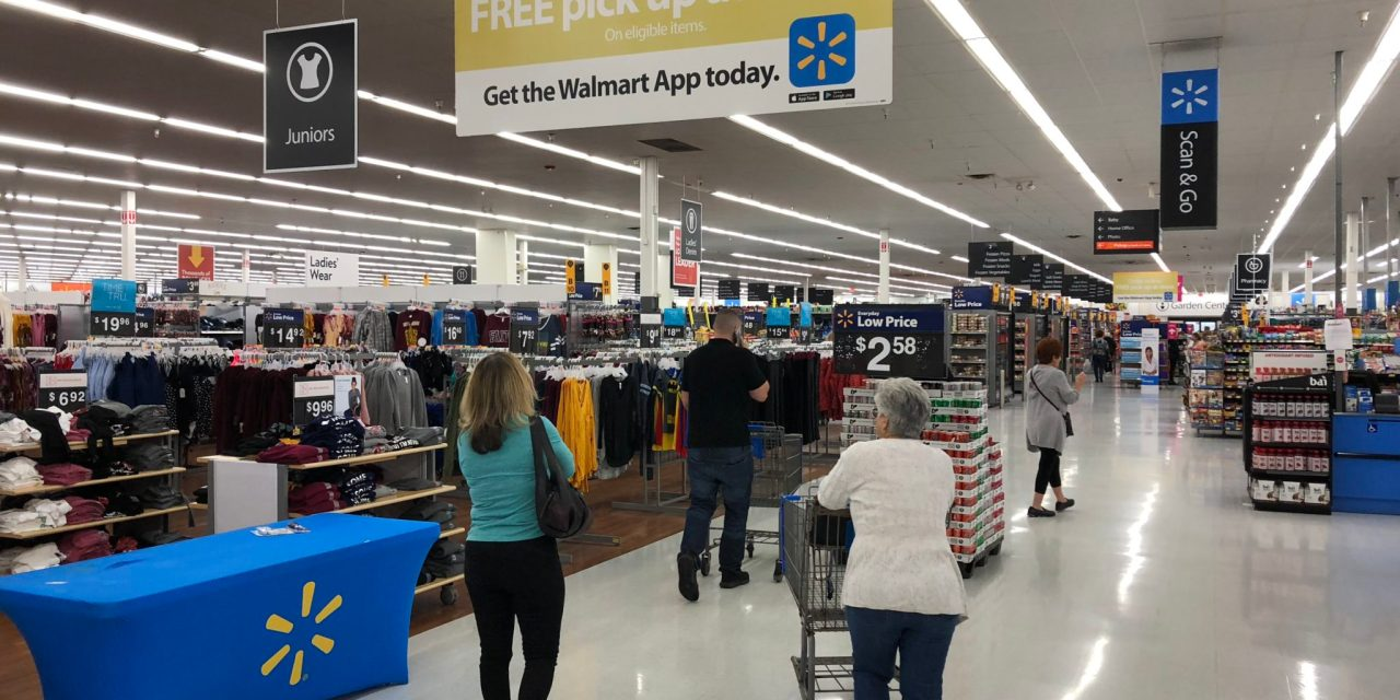 LACEY: Walmart- Shoplifter