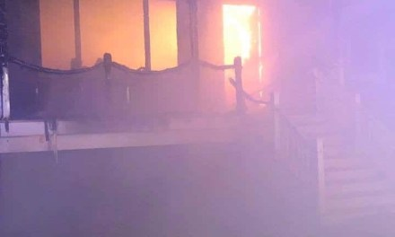 TR: House Fire Under Probe, Five Firefighters Injured