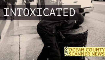 Seaside Heights: Highly Intoxicated Male | Ocean County